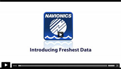 Training link for using Navionics chips.
